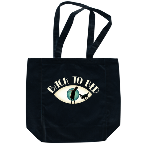 Back To Bed Totebag