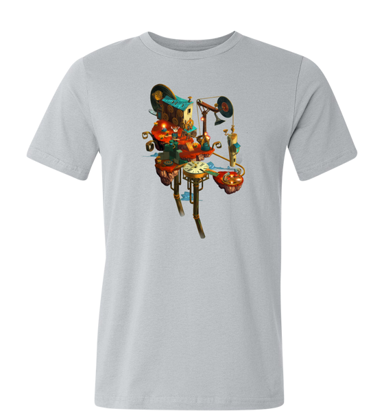 Clockwork town T-shirt