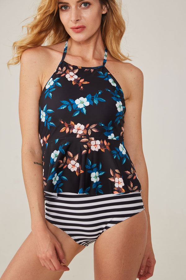 Flower In Dream Tankini Set