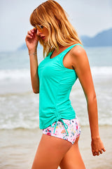 Sweet As Marshmallows Tankini