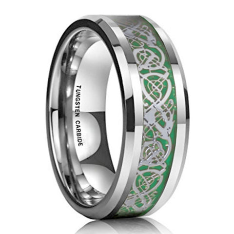 Celtic Pattern Rings