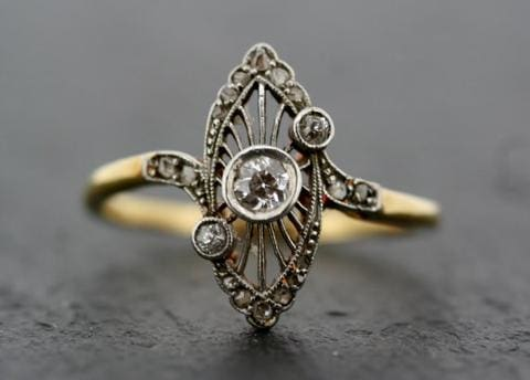 Engagement Ring Options Other Than Diamonds