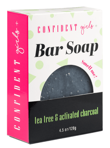 Tea Tree and Charcoal Bar Soap
