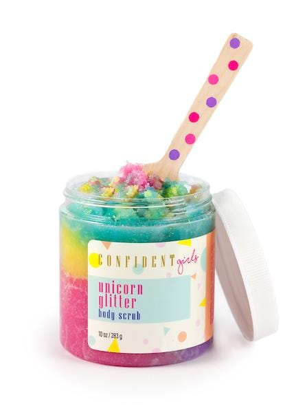 UNICORN GLITTER SUGAR SCRUB