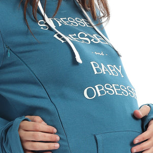 Maternity And Nursing Hoodie