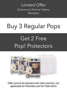 Limited Offer! Free Pop! Protectors