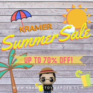 Kramer Summer Sale!