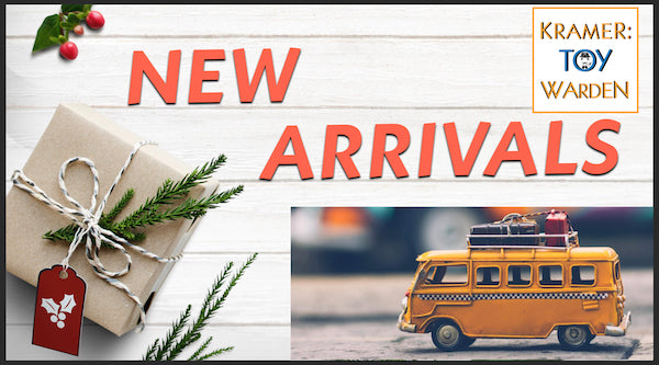New Arrivals - 1st Week Feb 2019