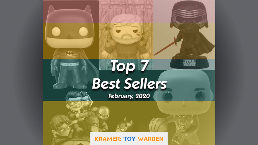 Top 7 Best-Sellers