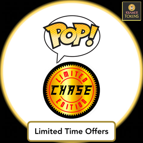 Pop! Chase - Limited Time Offers