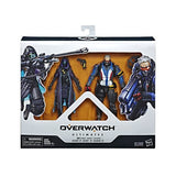 Preorder Overwatch Ultimates Ana and Soldier 76 Action Figure 2 Pack PO P3200