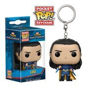 Thor Ragnarok Loki Pocket Pop! Vinyl Key Chain