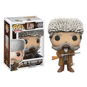 "The Hateful Eight John ""The Hangman"" Ruth Pop! Vinyl Figure"