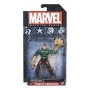 "Marvel Infinite 3.75"" SANDMAN"