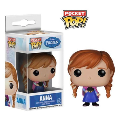 Disney Frozen Anna Pocket Pop! Vinyl Figure