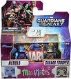 Minimates Guardians of the Galaxy - Nebula & Sakaar Trooper 2-Pack Series 57