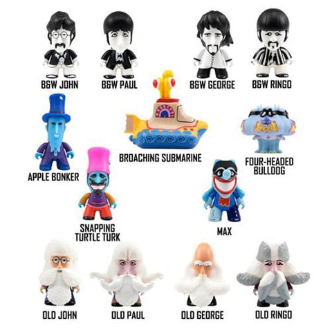 Beatles Yellow Submarine Series 2 Titan - Assorted Singles