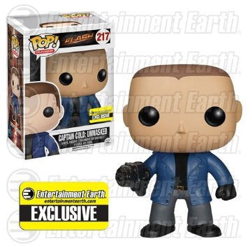 Funko Flash TV Captain Cold Unmasked Pop! Vinyl Figure - EE Exclusives Kramer Toy Warden Greenhills, Alabang Mall, Philippines