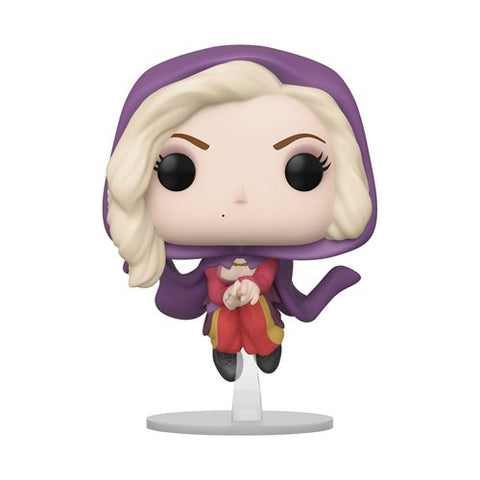 Preorder Disney Hocus Pocus Sarah Flying Pop! Vinyl Figure PO P550