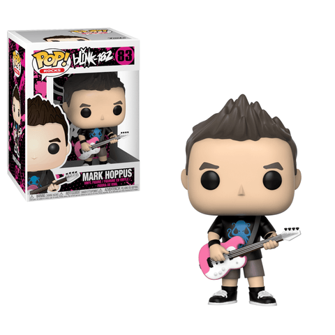Pop Rocks! Blink 182 - Mark Hoppus Vinyl Figure