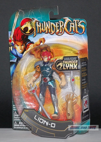 "Thundercats 3.75"" LION-O Action Figure"