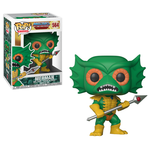 Funko Masters of the Universe Merman Pop! Vinyl Figure #564 Kramer Toy Warden Greenhills, Alabang Mall, Philippines
