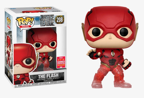 Funko Justice League Movie The Flash SCE Exclusives Pop! Vinyl Figure Kramer Toy Warden Greenhills, Alabang Mall, Philippines