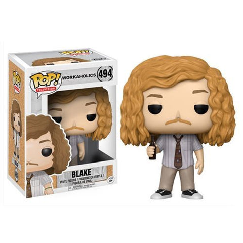 Funko Workaholics Blake Pop! Vinyl Figure Kramer Toy Warden Greenhills, Alabang Mall, Philippines
