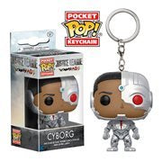 Funko Justice League Cyborg Pocket Pop! Key Chain Kramer Toy Warden Greenhills, Alabang Mall, Philippines