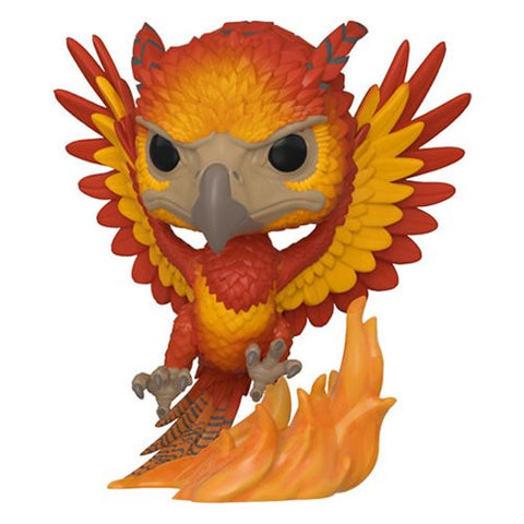 Preorder Harry Potter Fawkes Pop! Vinyl Figure PO P550