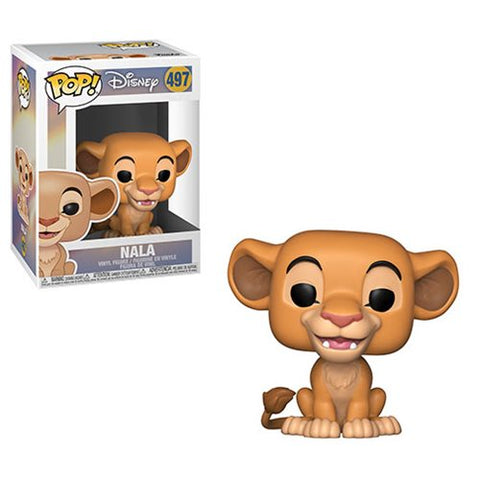 Funko The Lion King Nala Pop! Vinyl Figure #497 Kramer Toy Warden Greenhills, Alabang Mall, Philippines