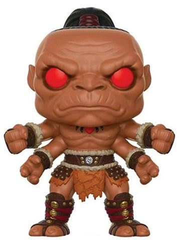 Mortal Kombat Goro 6 inch Pop Vinyl Figure Exclusive