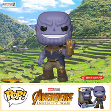 Avengers: Infinity War Thanos 10-Inch Pop! Vinyl Figure