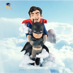 World's Finest Batman and Superman Q-Fig Max (qfig)