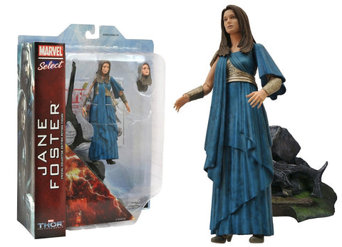 Marvel Select Thor 2 Dark Jane Foster Action Figure