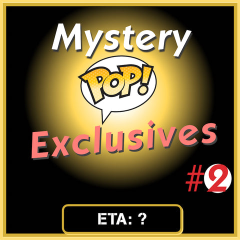 Mystery Pop! Exclusive # 2