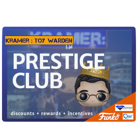 Upgrade to KRAMER PRESTIGE - 25,000 Tokens
