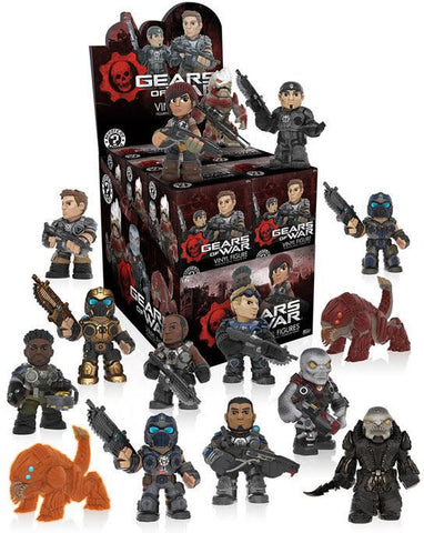Gears of War Series 1 Mystery Minis Mini-Figure- Assorted Singles