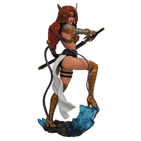 Marvel Gallery Angela Comic Statue
