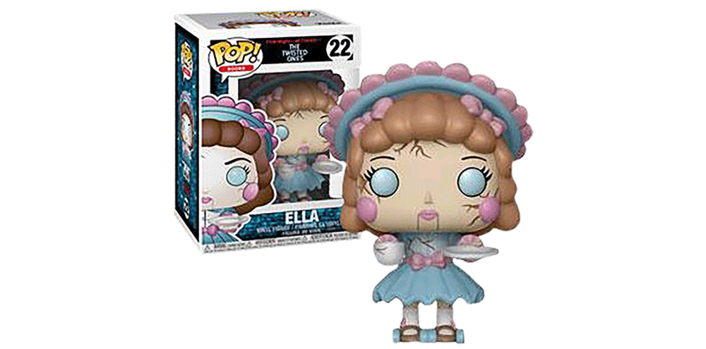 Five Nights at Freddy's The Twisted Ones Ella Exclusive Pop! Vinyl Figure
