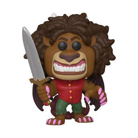 Preorder Onward Manticore Pop! Vinyl Figure PO P550