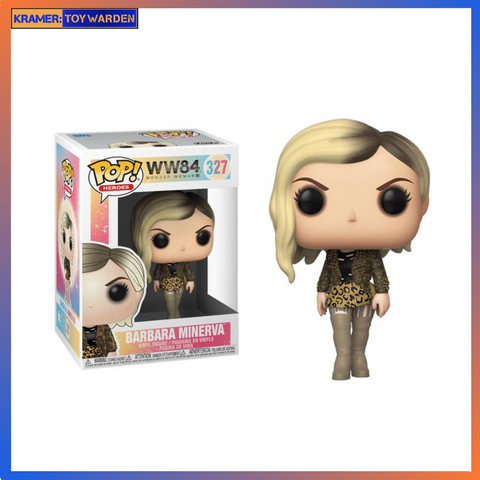 Wonder Woman 1984 Barbara Minerva Pop! Vinyl Figure