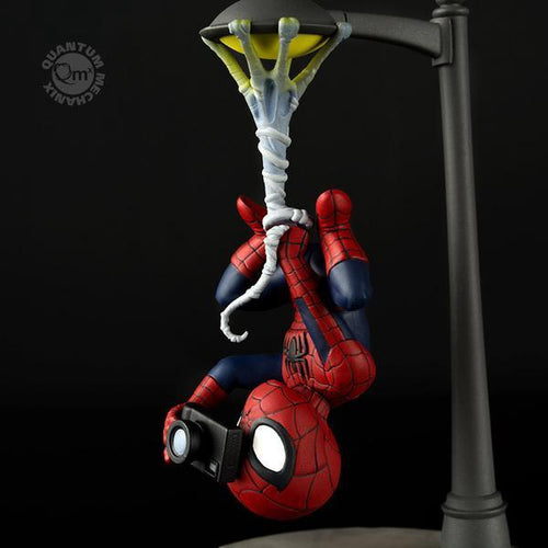 Spider-Man Spider-Cam Q-Fig Vinyl Figure