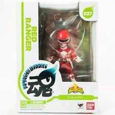 Mighty Morphin Power Rangers Red Ranger Tamashii Buddies Mini-Statues (NOT MINT)