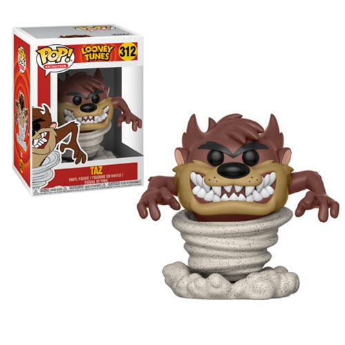 Looney Tunes Tornado Taz Pop! Vinyl Figure