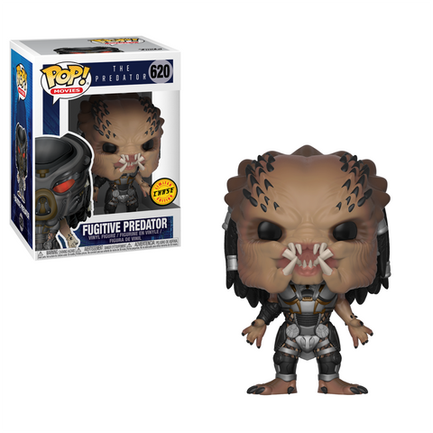 Funko The Predator - Fugitive Predator #620 Pop! Vinyl Figure CHASE Kramer Toy Warden Greenhills, Alabang Mall, Philippines