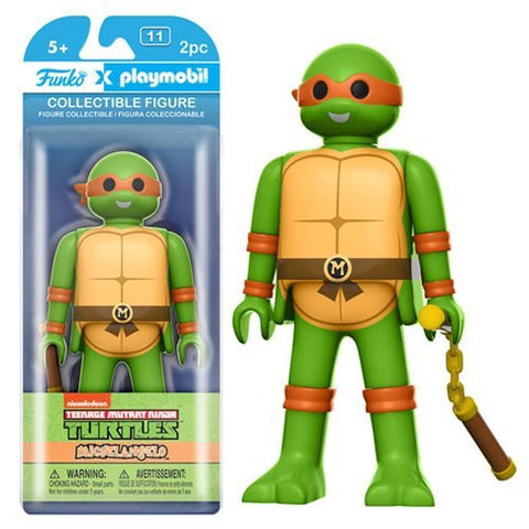 Teenage Mutant Ninja Turtles Michelangelo Playmobil Figure