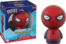 Spider-Man Homecoming Spider-Man Dorbz Vinyl Figure
