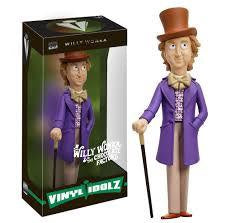 Willy Wonka Vinyl Idolz Figure