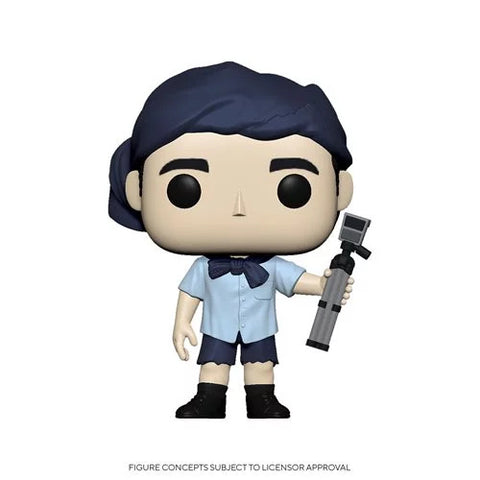 Preorder The Office Michael as Survivor Pop! Vinyl Figure PO P550